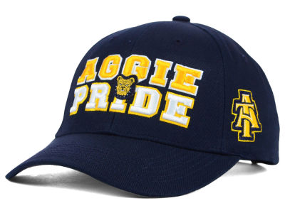North Carolina A&T Aggies NCAA 2 for $25 Top of the World NCAA Teamwork Cap