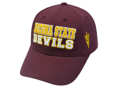 Arizona State Sun Devils 2 for $28 Top of the World NCAA Teamwork Cap