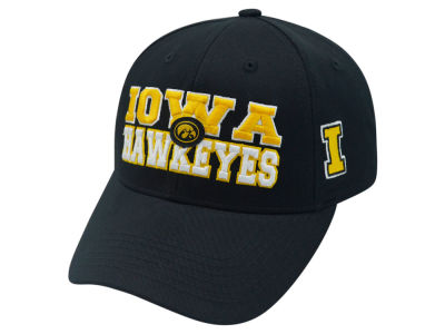 Iowa Hawkeyes NCAA 2 for $25 Top of the World NCAA Teamwork Cap