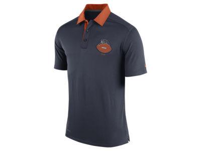 Chicago Bears Nike NFL Men's Elite Coaches Polo Shirt