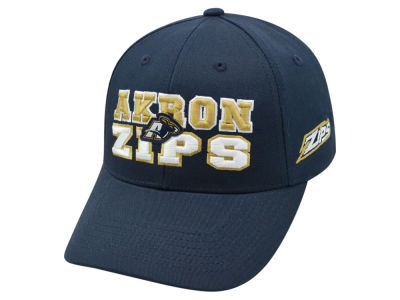 Akron Zips NCAA 2 for $25 Top of the World NCAA Teamwork Cap
