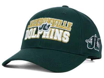 Jacksonville Dolphins Top of the World NCAA Teamwork Cap