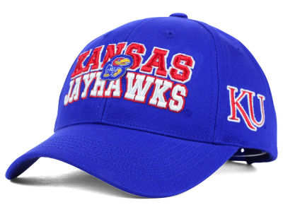 Kansas Jayhawks 2 for $28 Top of the World NCAA Teamwork Cap