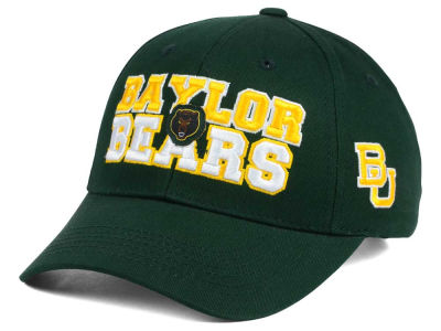 Baylor Bears 2 for $28 Top of the World NCAA Teamwork Cap