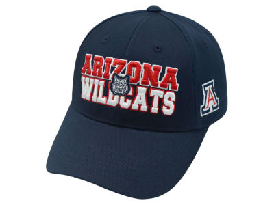 Arizona Wildcats NCAA 2 for $25 Top of the World NCAA Teamwork Cap