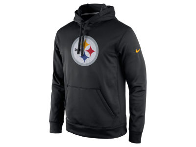 Pittsburgh Steelers Nike NFL Men's Practice Performance PO Hoodie