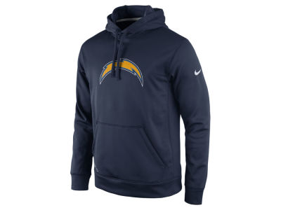 San Diego Chargers Nike NFL Men's Practice Performance PO Hoodie