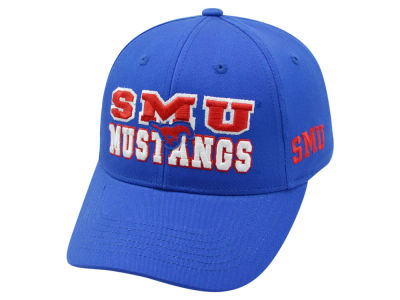 Southern Methodist Mustangs NCAA 2 for $25 Top of the World NCAA Teamwork Cap