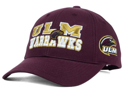 LA Monroe Warhawks NCAA 2 for $25 Top of the World NCAA Teamwork Cap