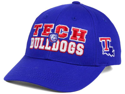 Louisiana Tech Bulldogs NCAA 2 for $25 Top of the World NCAA Teamwork Cap