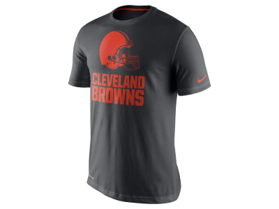 Cleveland Browns Nike NFL Men's Team Travel Dri-Fit Cotton T-Shirt
