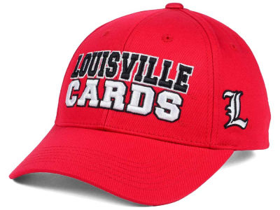 Louisville Cardinals NCAA 2 for $28 Top of the World NCAA Teamwork Cap
