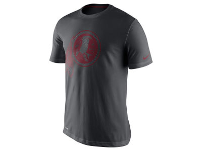 Washington Redskins Nike NFL Men's Team Travel Dri-Fit Cotton T-Shirt
