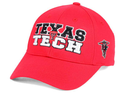 Texas Tech Red Raiders NCAA 2 for $28 Top of the World NCAA Teamwork Cap