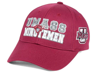 Massachusetts Minutemen 2 for $28 Top of the World NCAA Teamwork Cap