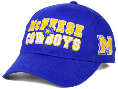 McNeese State Cowboys NCAA 2 for $25 Top of the World NCAA Teamwork Cap
