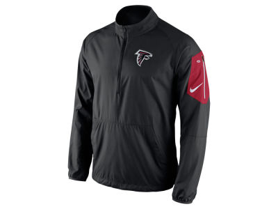 Atlanta Falcons Nike NFL Men's Lockdown Half Zip Jacket