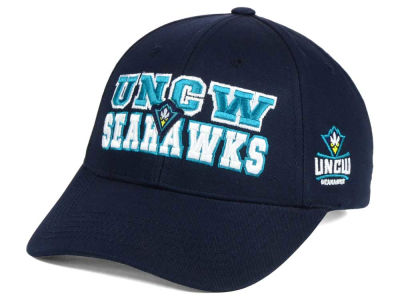 UNC Wilmington Seahawks Top of the World NCAA Teamwork Cap