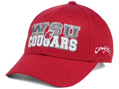 Washington State Cougars NCAA 2 for $25 Top of the World NCAA Teamwork Cap