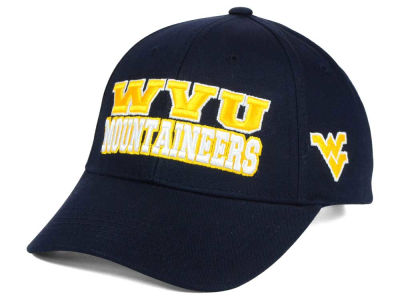 West Virginia Mountaineers NCAA 2 for $25 Top of the World NCAA Teamwork Cap
