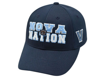 Villanova Wildcats NCAA 2 for $25 Top of the World NCAA Teamwork Cap