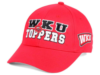 Western Kentucky Hilltoppers NCAA 2 for $25 Top of the World NCAA Teamwork Cap