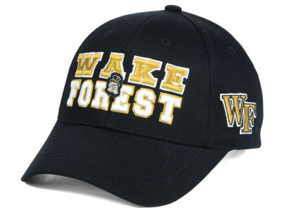 Wake Forest Demon Deacons Top of the World NCAA Teamwork Cap