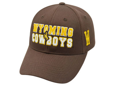 Wyoming Cowboys Top of the World NCAA Teamwork Cap