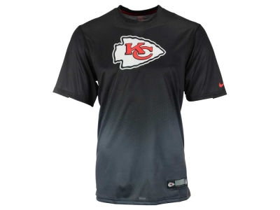 Kansas City Chiefs Nike NFL Men's Legend Sideline Player T-Shirt