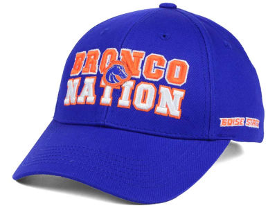 Boise State Broncos NCAA 2 for $28 Top of the World NCAA Teamwork Cap