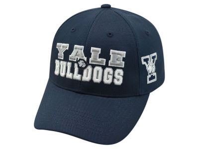 Yale Bulldogs NCAA 2 for $25 Top of the World NCAA Teamwork Cap