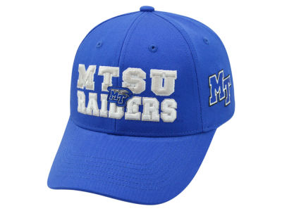 Middle Tennessee State Blue Raiders NCAA 2 for $25 Top of the World NCAA Teamwork Cap