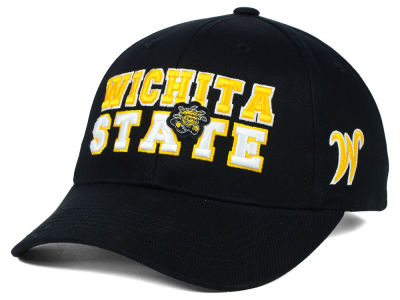 Wichita State Shockers 2 for $28 Top of the World NCAA Teamwork Cap