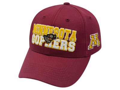 Minnesota Golden Gophers NCAA 2 for $25 Top of the World NCAA Teamwork Cap