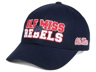 Ole Miss Rebels NCAA 2 for $25 Top of the World NCAA Teamwork Cap