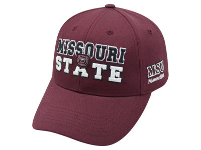 Missouri State Bears 2 for $28 Top of the World NCAA Teamwork Cap
