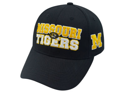 Missouri Tigers 2 for $28 Top of the World NCAA Teamwork Cap