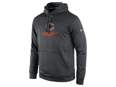 Chicago Bears Nike NFL Men's Sideline KO Fleece Hoodie