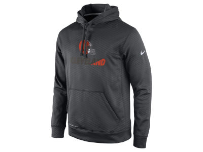 Cleveland Browns Nike NFL Men's Sideline KO Fleece Hoodie