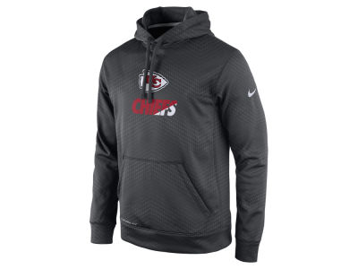 Kansas City Chiefs Nike NFL Men's Sideline KO Fleece Hoodie