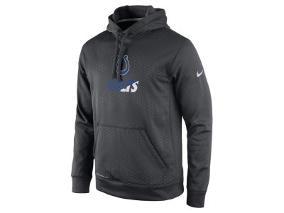 Indianapolis Colts Nike NFL Men's Sideline KO Fleece Hoodie