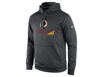 Washington Redskins Nike NFL Men's Sideline KO Fleece Hoodie