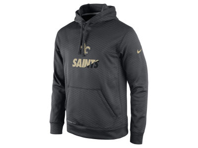 New Orleans Saints Nike NFL Men's Sideline KO Fleece Hoodie