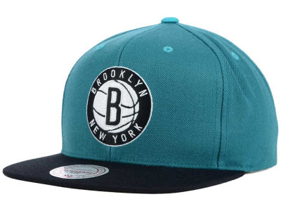 Brooklyn Nets Mitchell and Ness NBA Great Gam Gam Snapback Cap