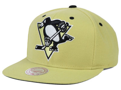 Pittsburgh Penguins Mitchell and Ness NHL Penguins XP Headwear