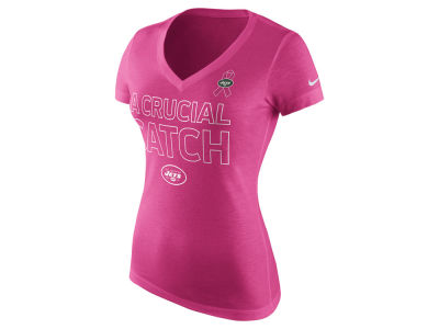 New York Jets Nike NFL Women's BCA Tri-Blend T-Shirt
