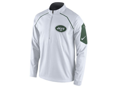 New York Jets Nike NFL Men's Alpha Fly Rush 1/4 Zip Jacket
