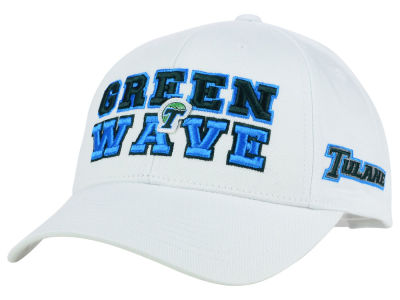 Tulane Green Wave 2 for $28 Top of the World NCAA Teamwork Cap