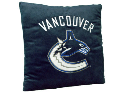Vancouver Canucks Square Pillow