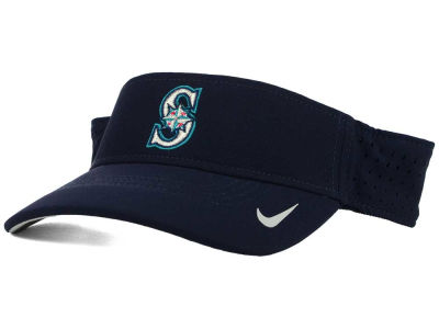 Seattle Mariners Nike MLB Vapor Visor